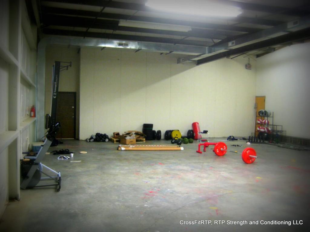 Blank Gym