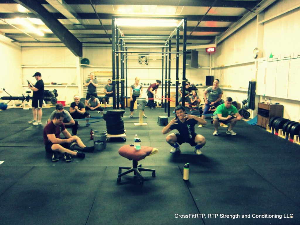 Group Mobility