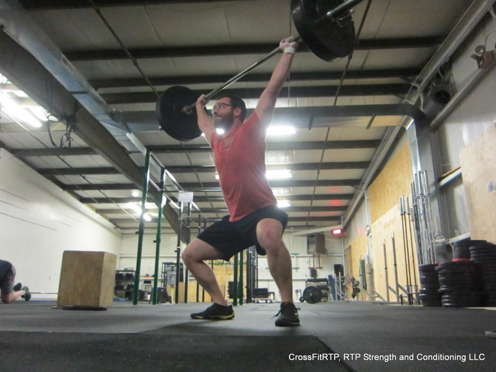 Phil Power Snatch