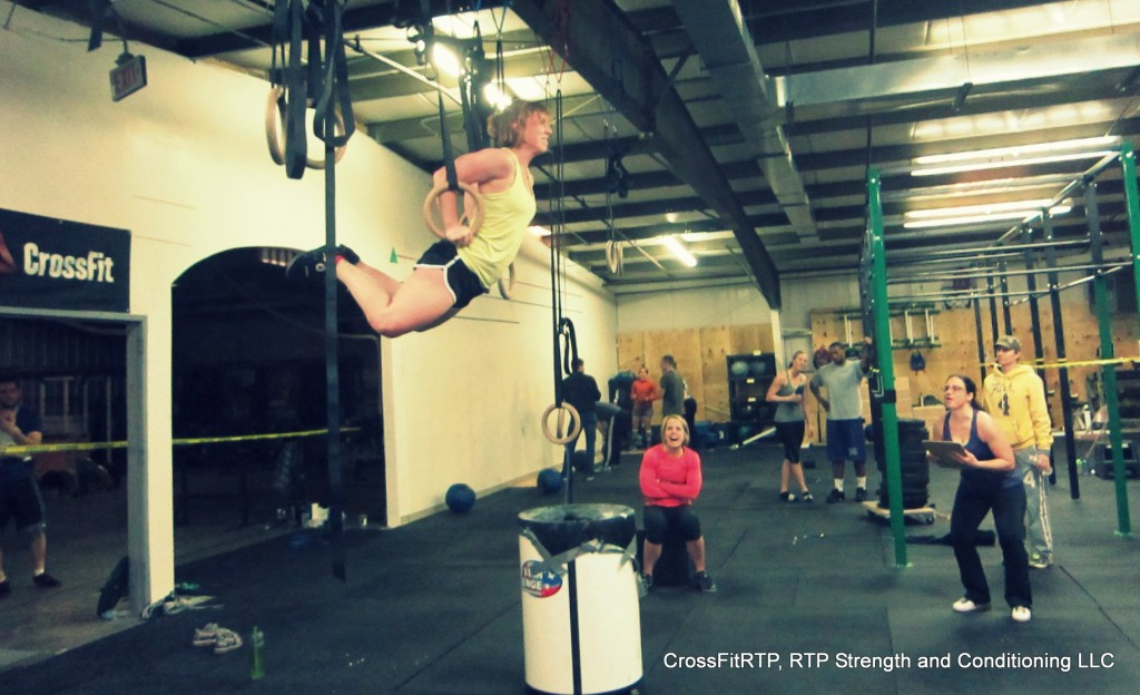 Snarles Muscle up 13.3