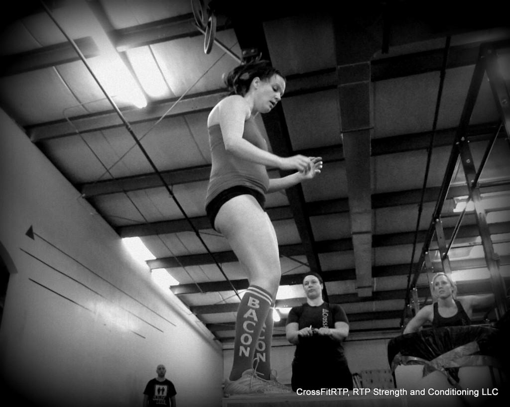 Misty 13.2 Box Jump