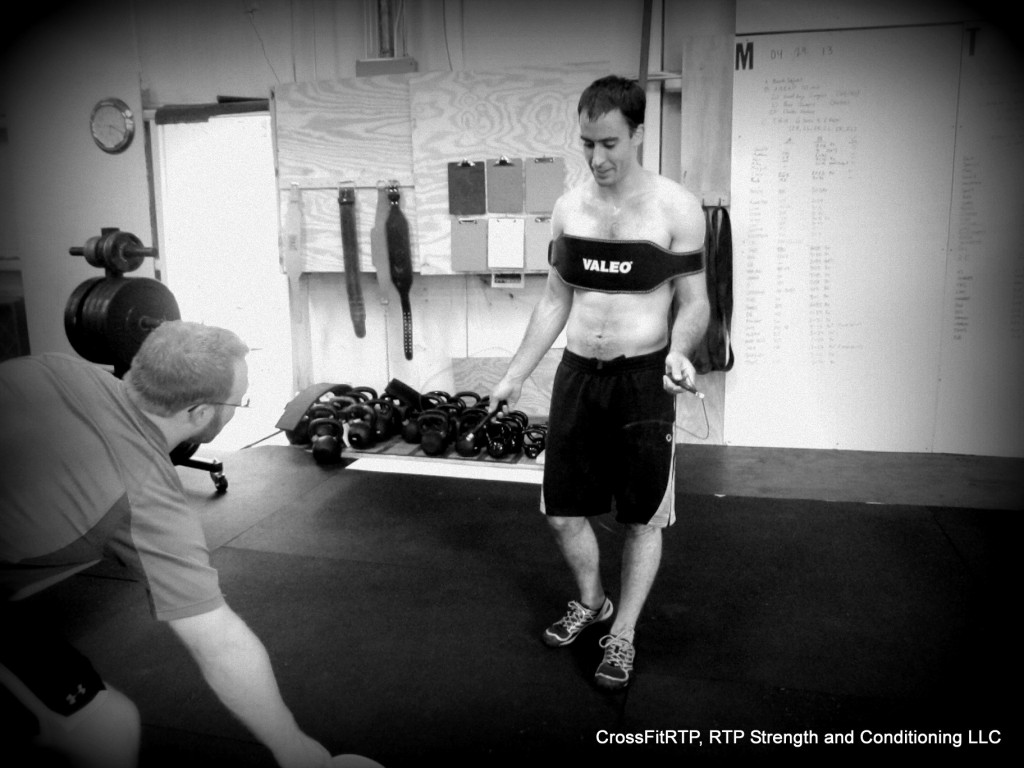 Ian Weightbelt Jumprope