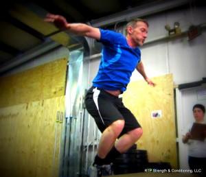 David Box Jump
