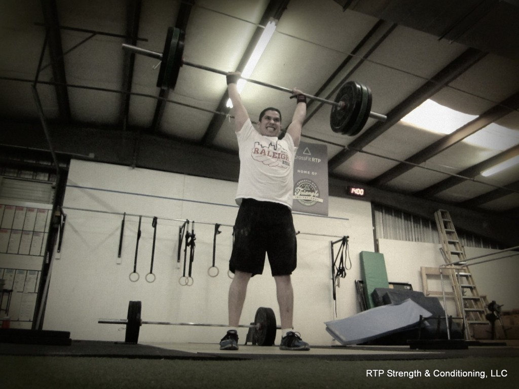 Anmar Clean and Jerk