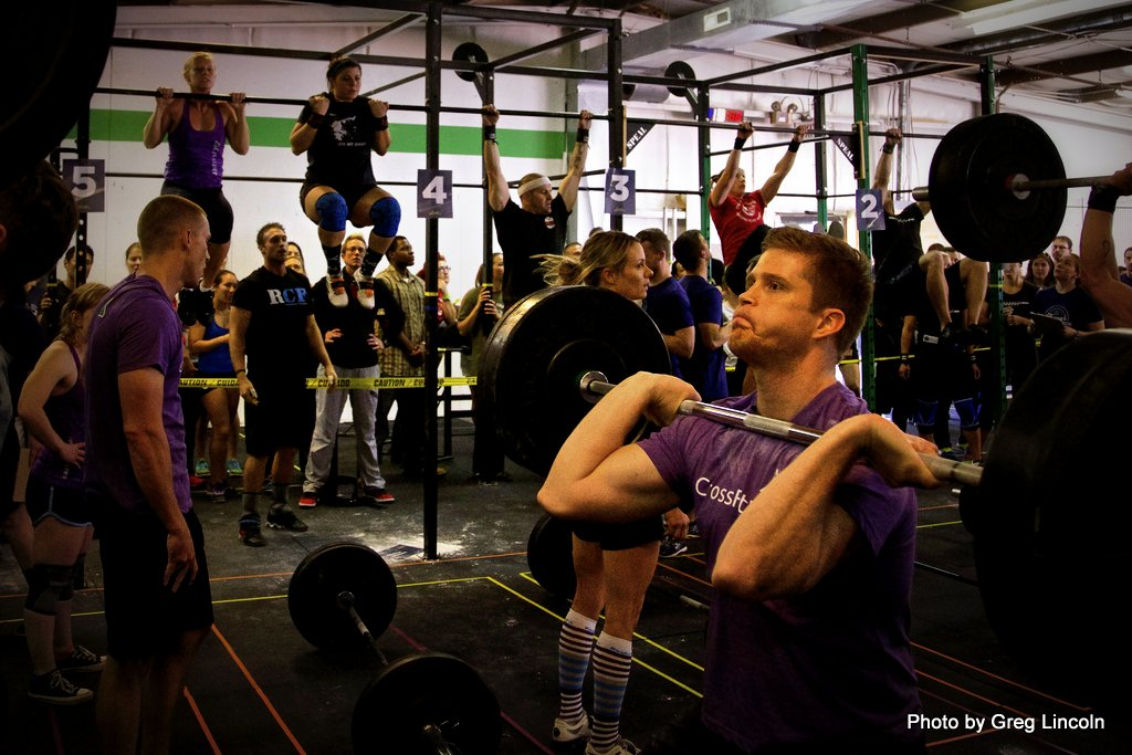 Bryant Shoulder to Overhead Triangle Invitational