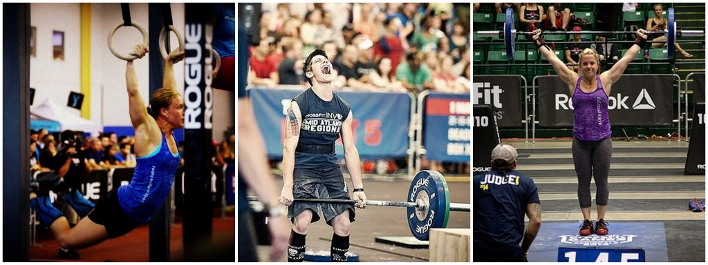 Competitive CrossFit