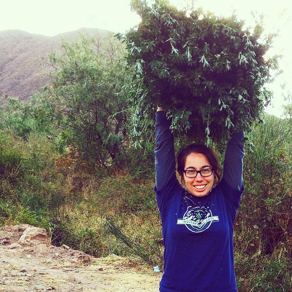 Christine House Chores Peru