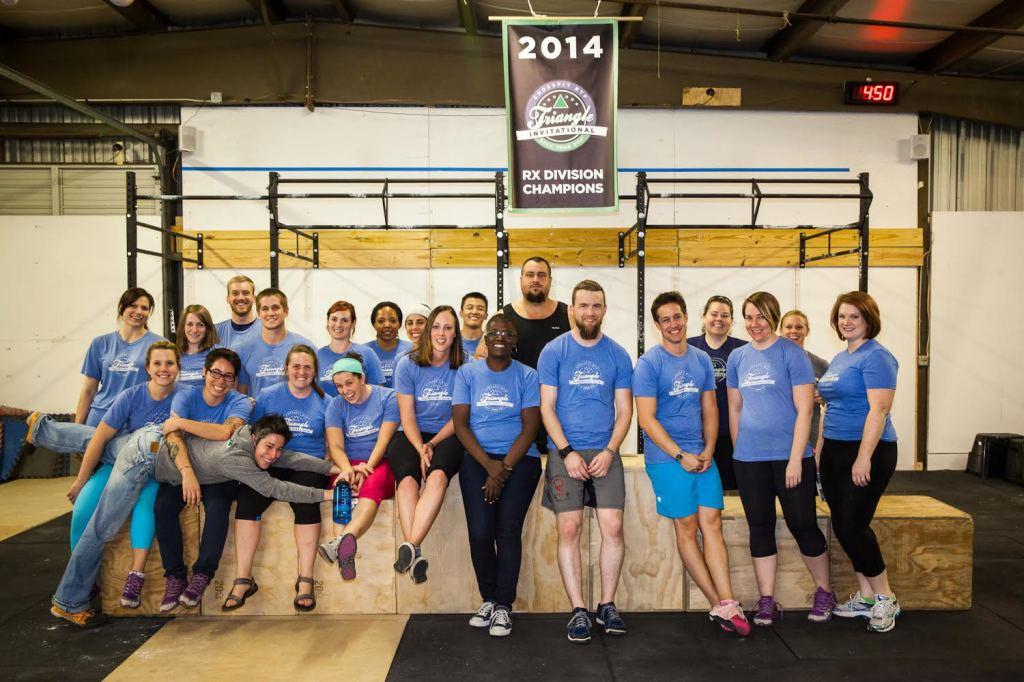 TI 2014 Sunday Staff